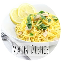 Gluten-Free Main Dishes