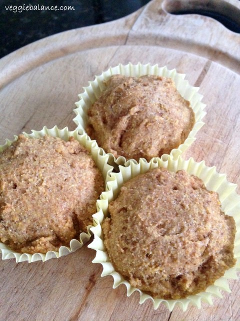 Healthy cornbread muffins that are great as a snack or a side to a hearty soup.