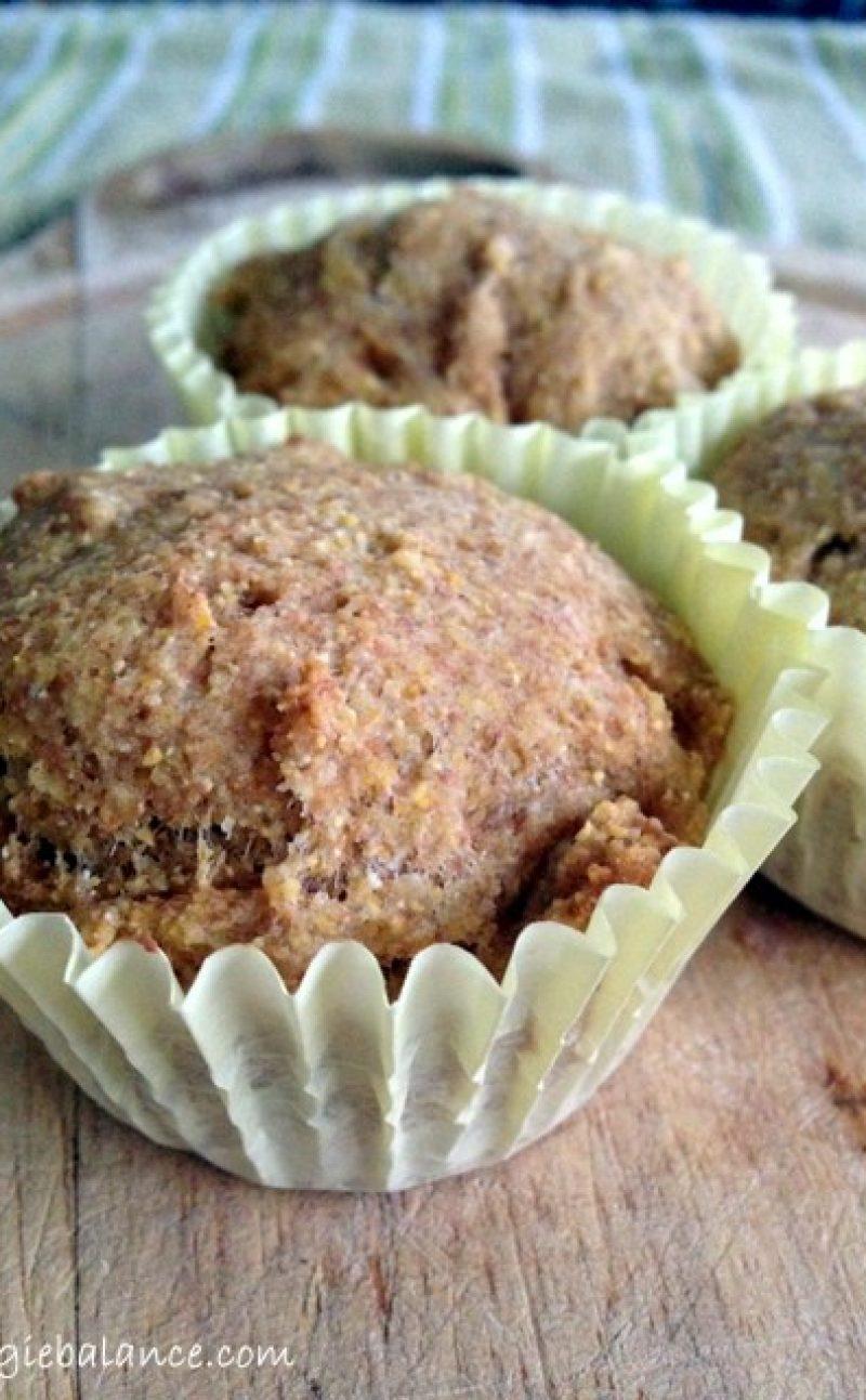Healthy Cornbread Muffins