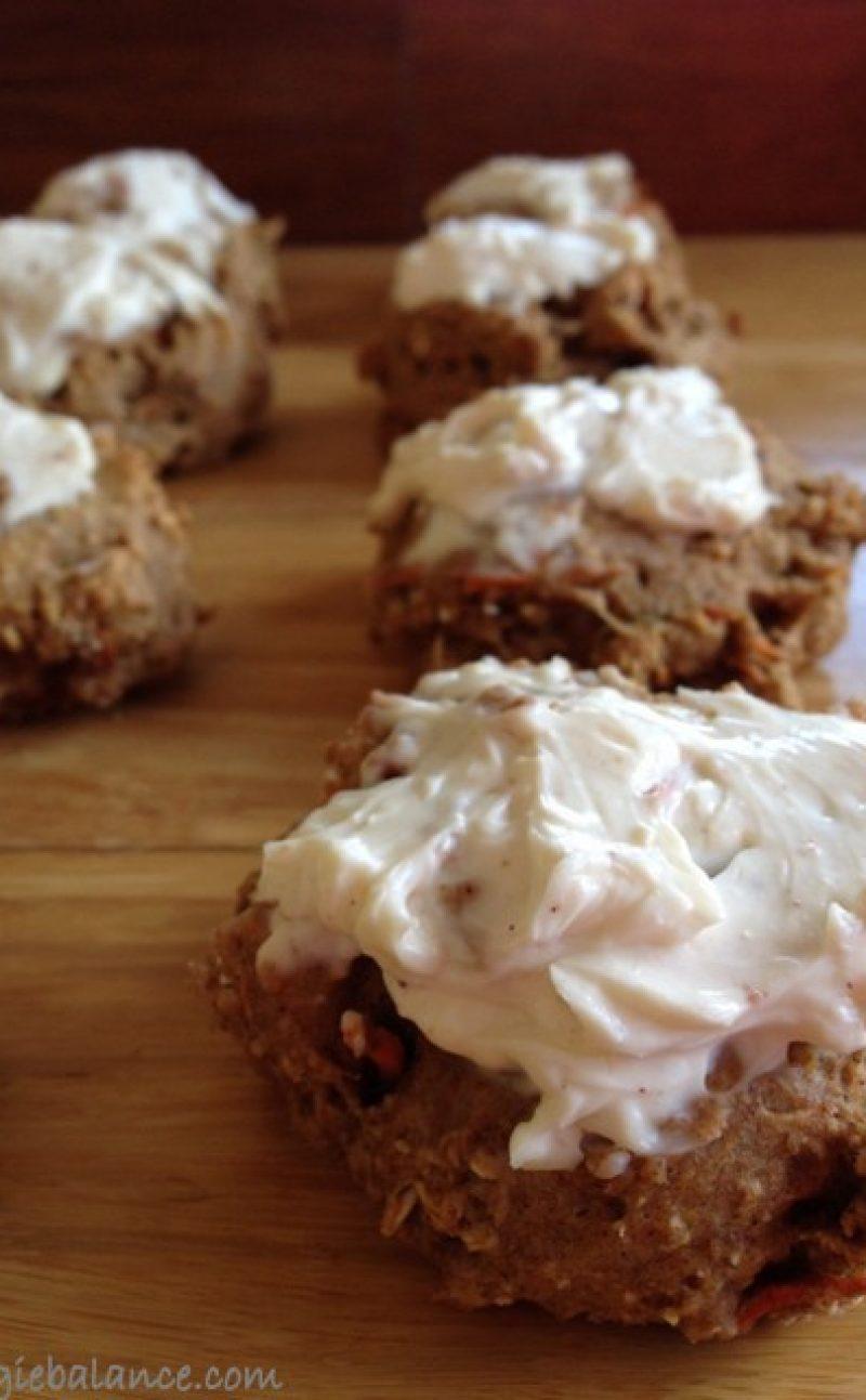 Carrot Oatmeal Cookies Recipe