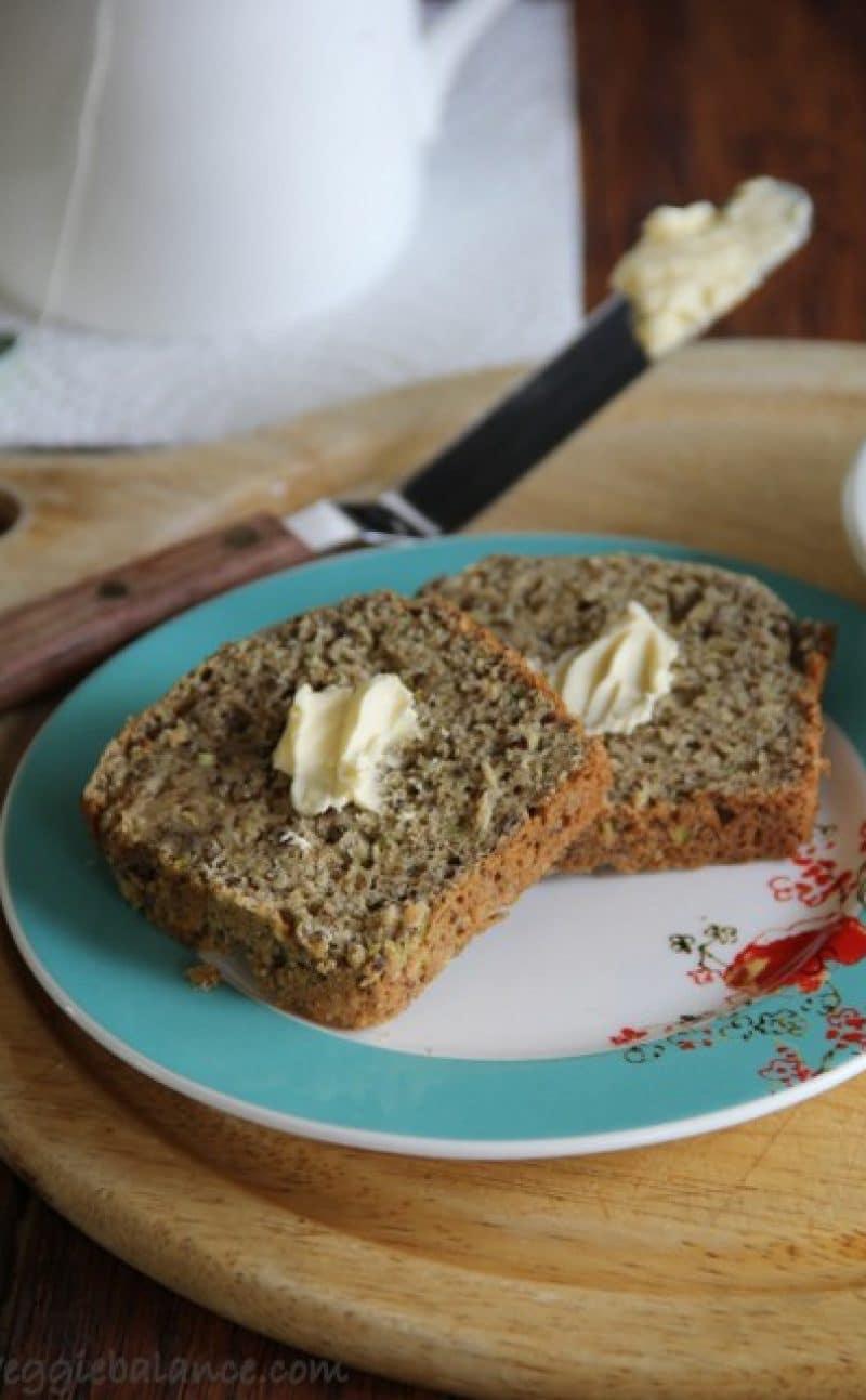 Banana Zucchini Bread Recipe
