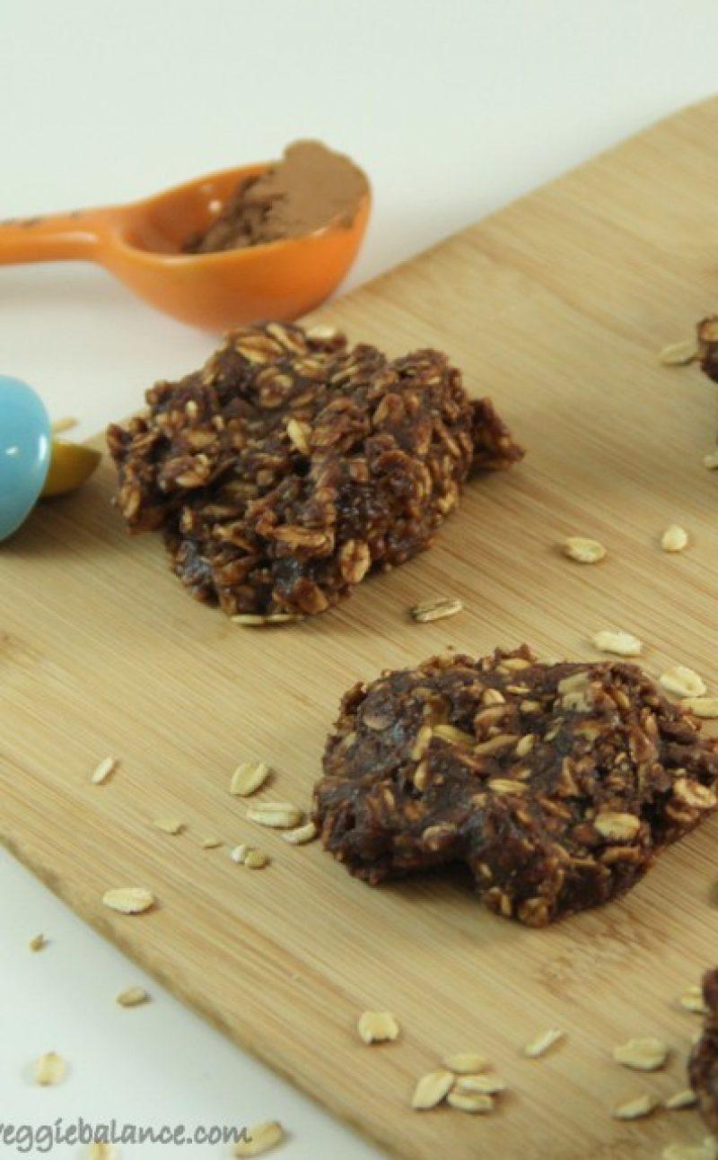 Healthy No Bake Cookies