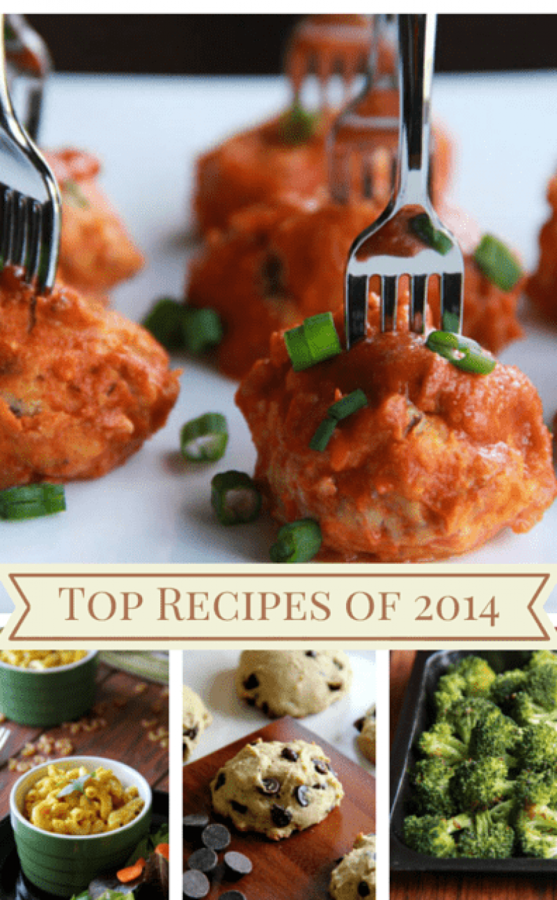Top Recipes of 2014