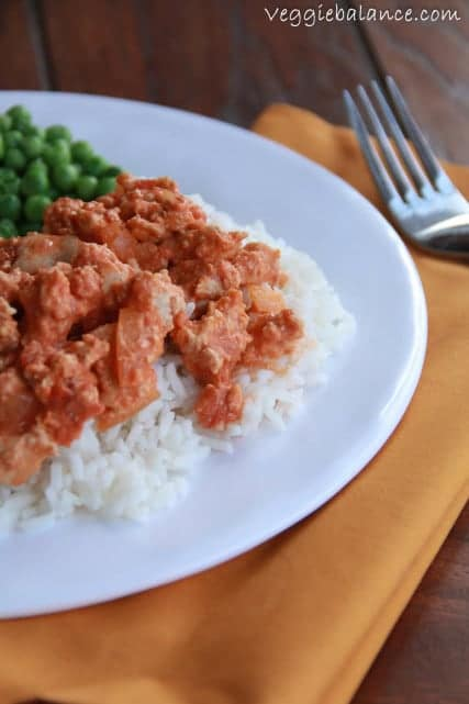 World's Best Stroganoff Recipe - Veggiebalance.com