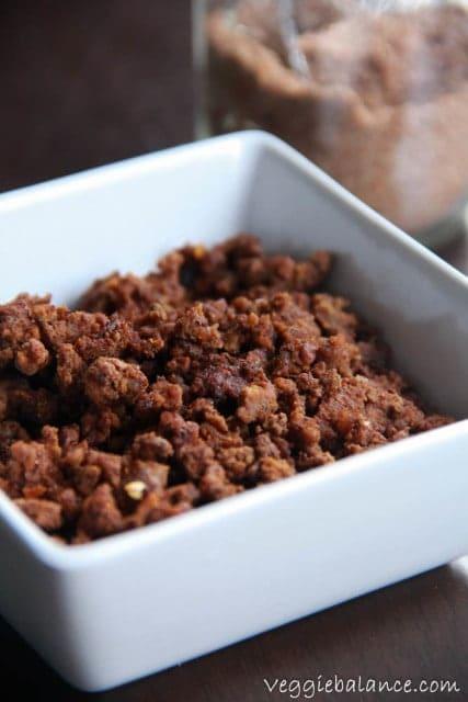 Homemade Taco Seasoning - Veggiebalance.com