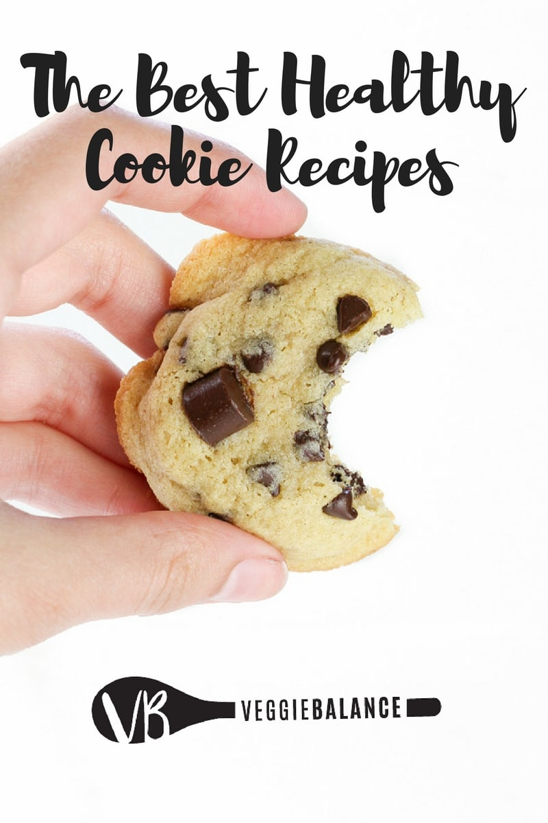 Best Healthy Cookie Recipes - Veggiebalance.com