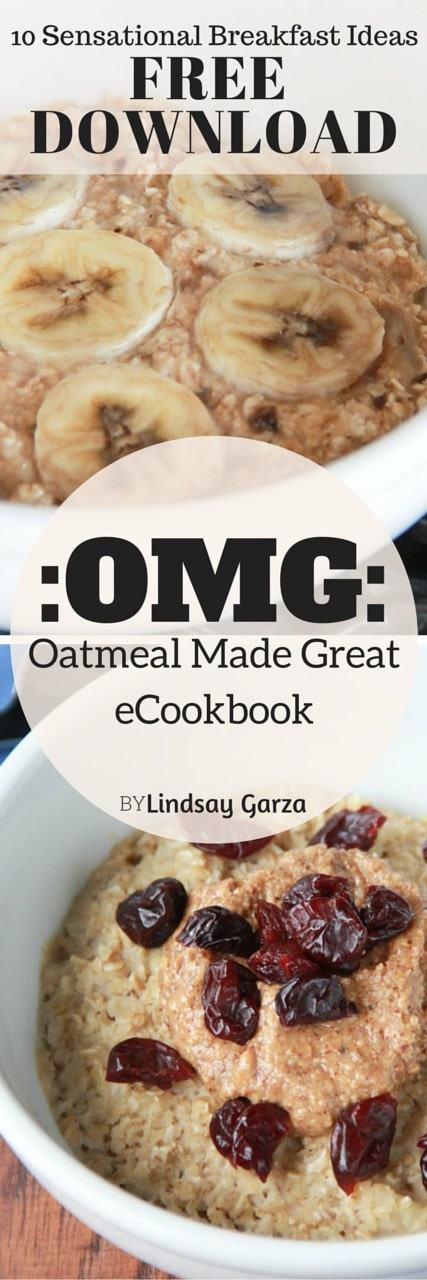 OMG: Oatmeal Made Great