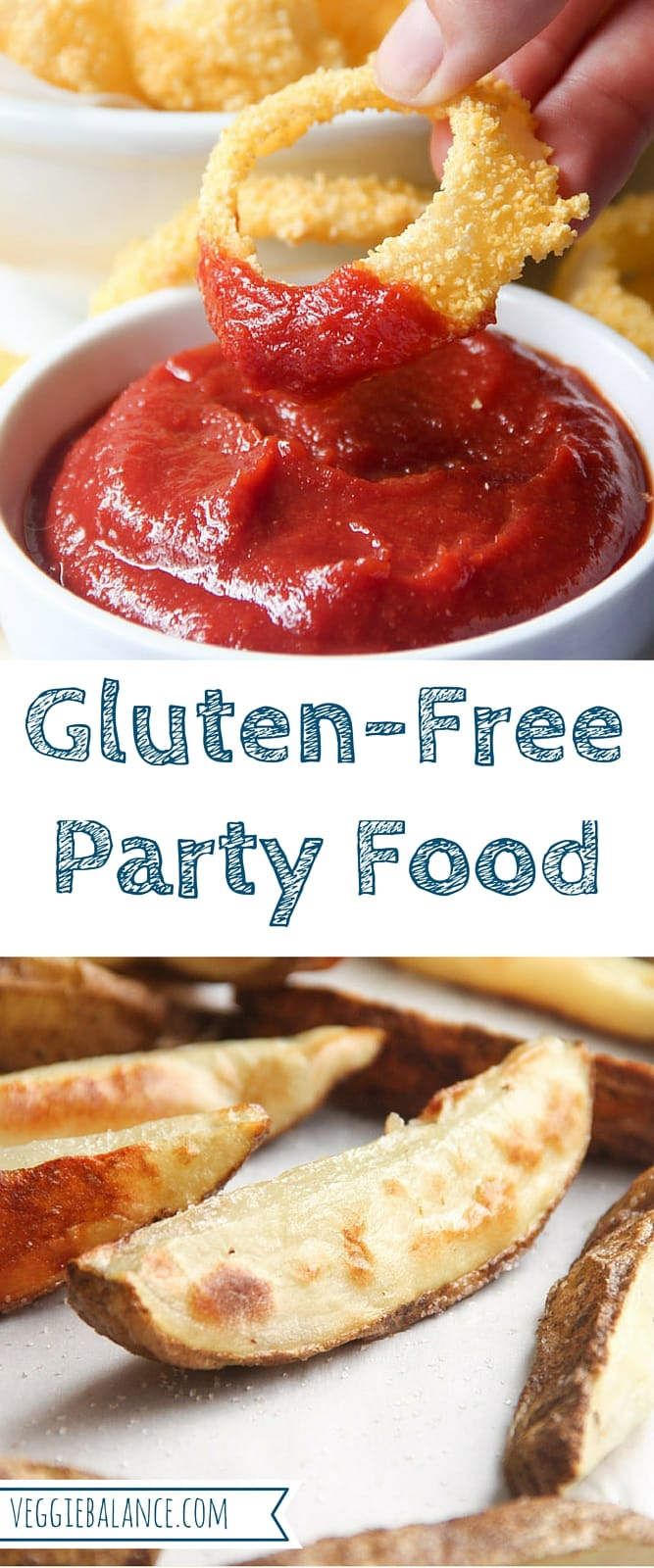Gluten-Free Party Food Cookbook