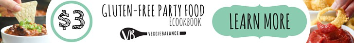 Gluten-Free Party Food Cookbook