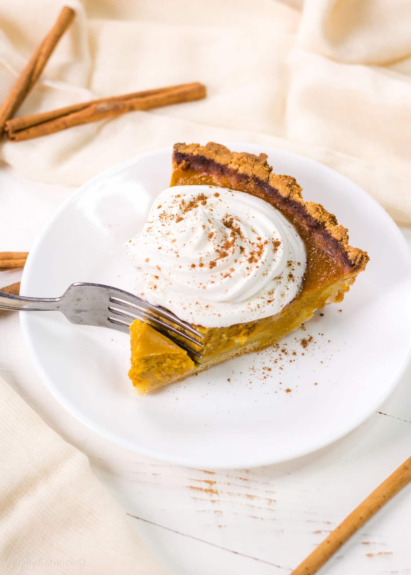 Gluten-Free Pumpkin Pie - Gluten Free Recipes | Easy ...