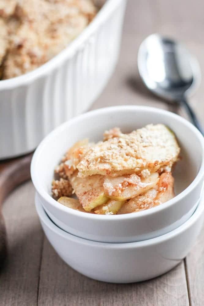 Healthy Apple Crisp Gluten Free Apple Crisp Gluten Free Recipes