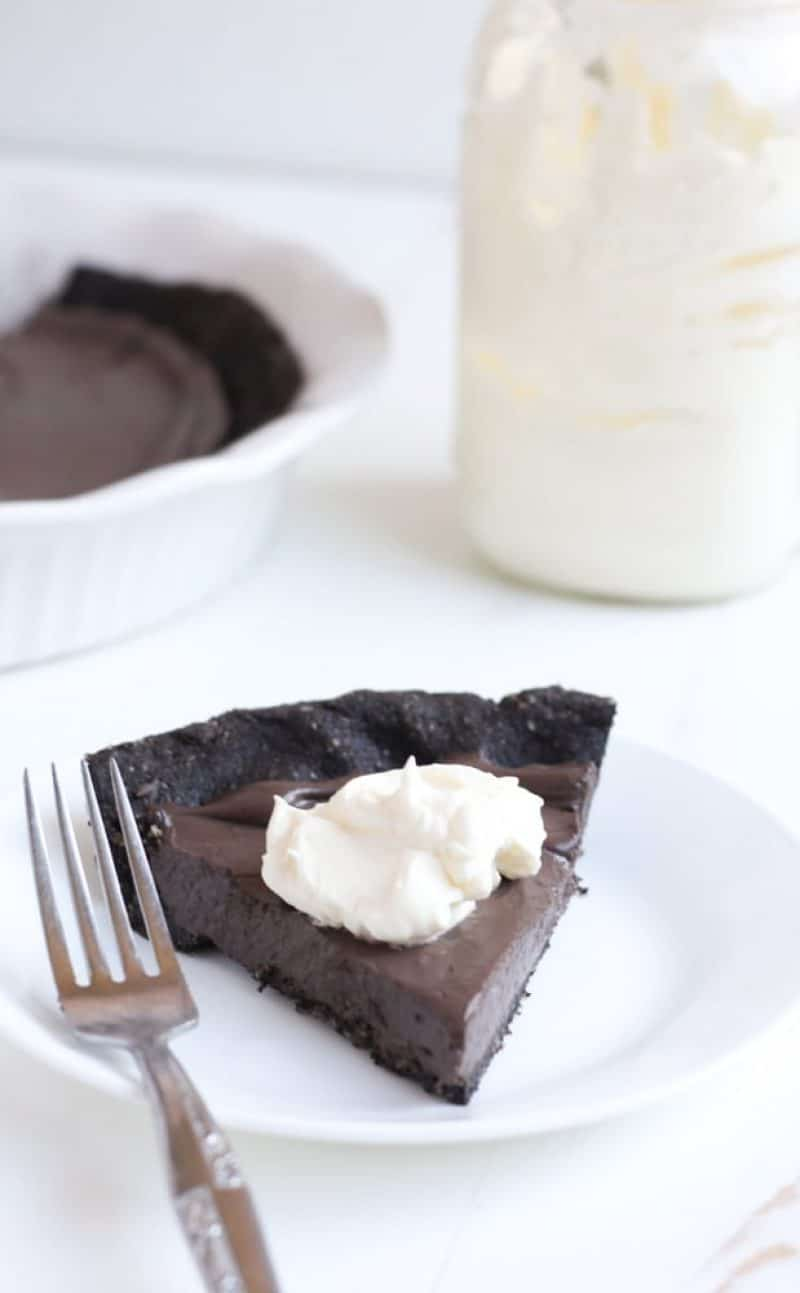 Gluten-Free Chocolate Creme Pie Recipe