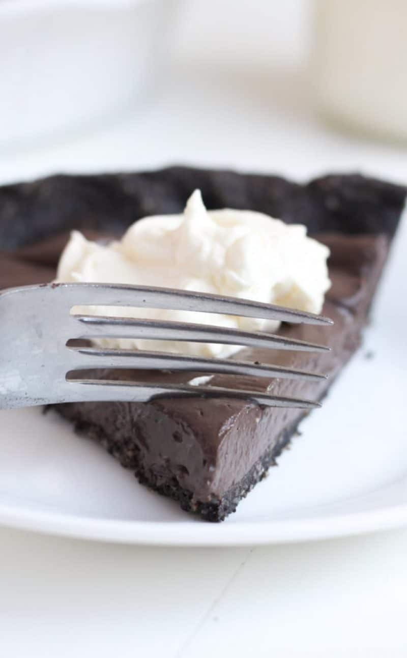 Gluten-Free Chocolate Cream Pie Recipe