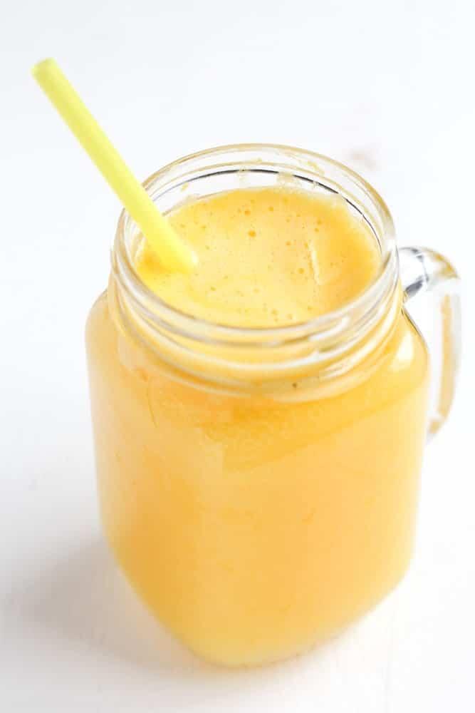 How to Make Homemade Orange Juice - Veggiebalance.com