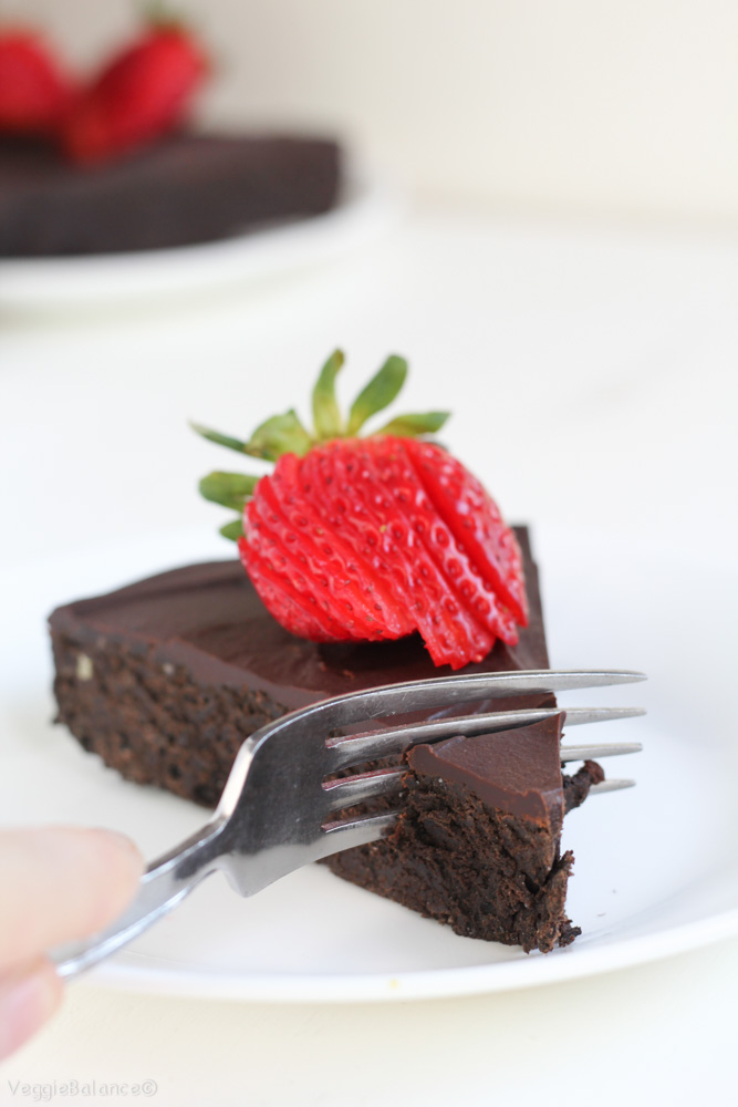 Healthy Chocolate Frosting with Avocado - Veggie Balance