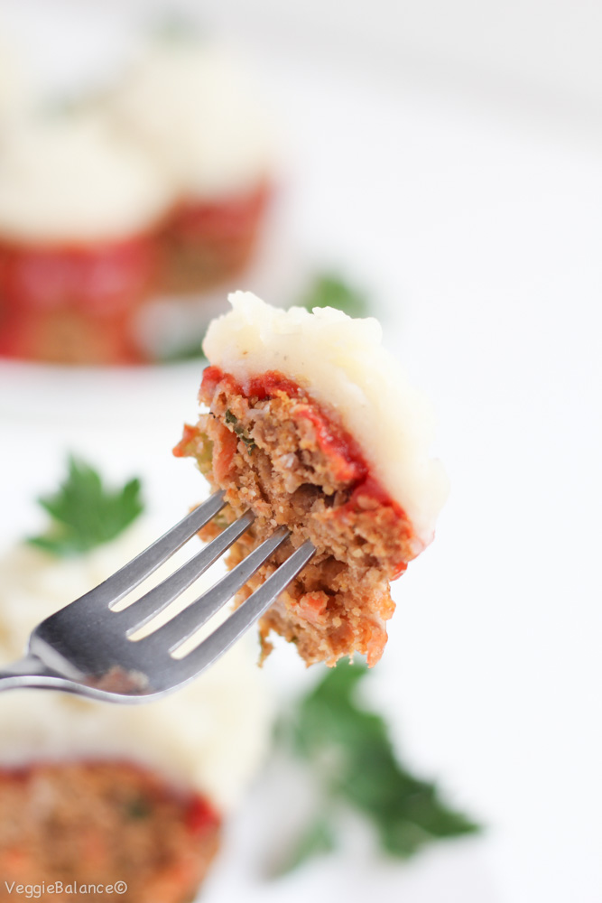 Gluten-Free Meatloaf Recipe Muffins Meatloaves Twist Dairy-Free