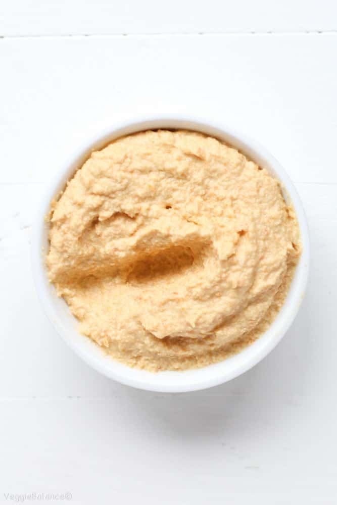 Vegan Cheese Dip Recipe - Veggiebalance.com