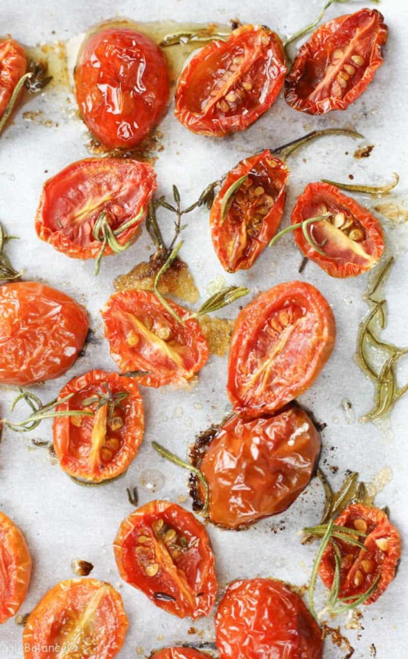 Roasting Tomatoes at Home Recipe
