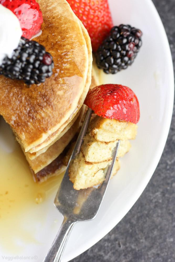Best Gluten-Free Buttermilk Pancakes
