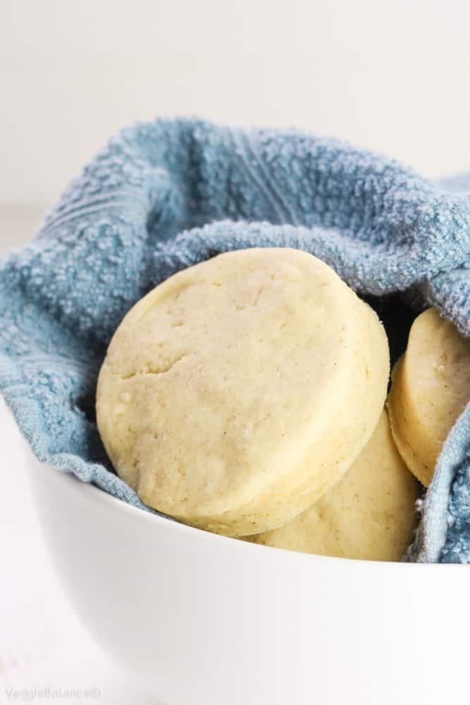 Gluten-Free Biscuits - Veggiebalance.com
