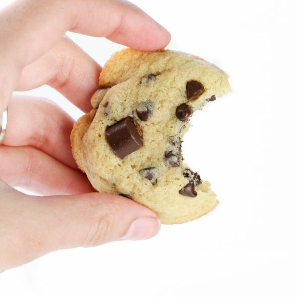 Gluten-Free Chocolate Chip Cookies from Scratch