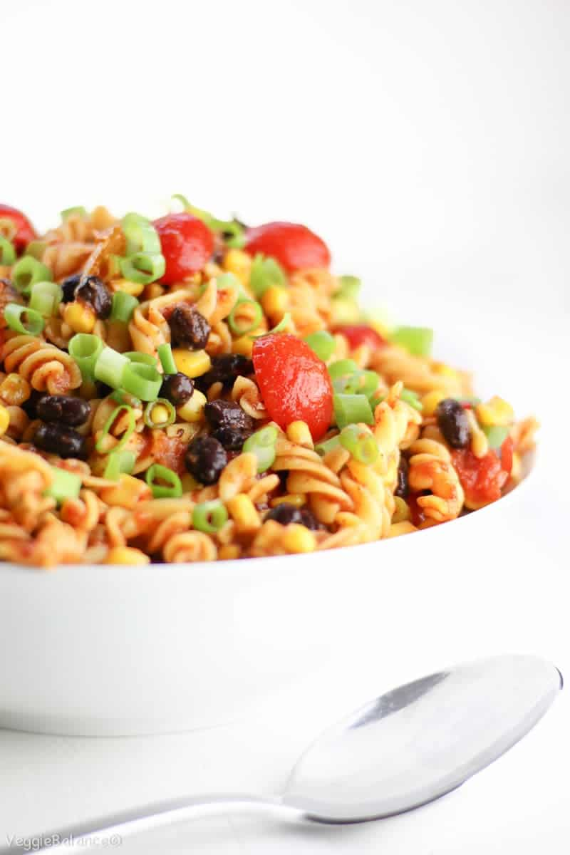 The Best Taco Pasta Salad Recipe