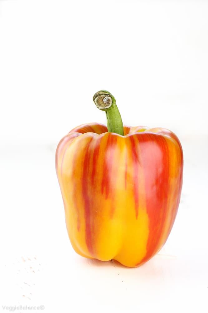 Healthy Italian Pasta Salad - Veggiebalance.com