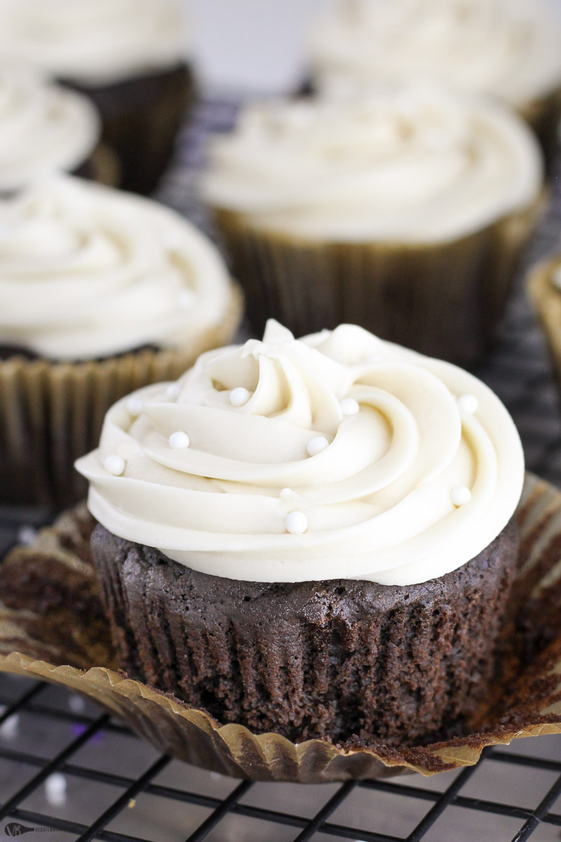 Gluten-Free Chocolate Cupcakes Recipe Made Healthy Easy