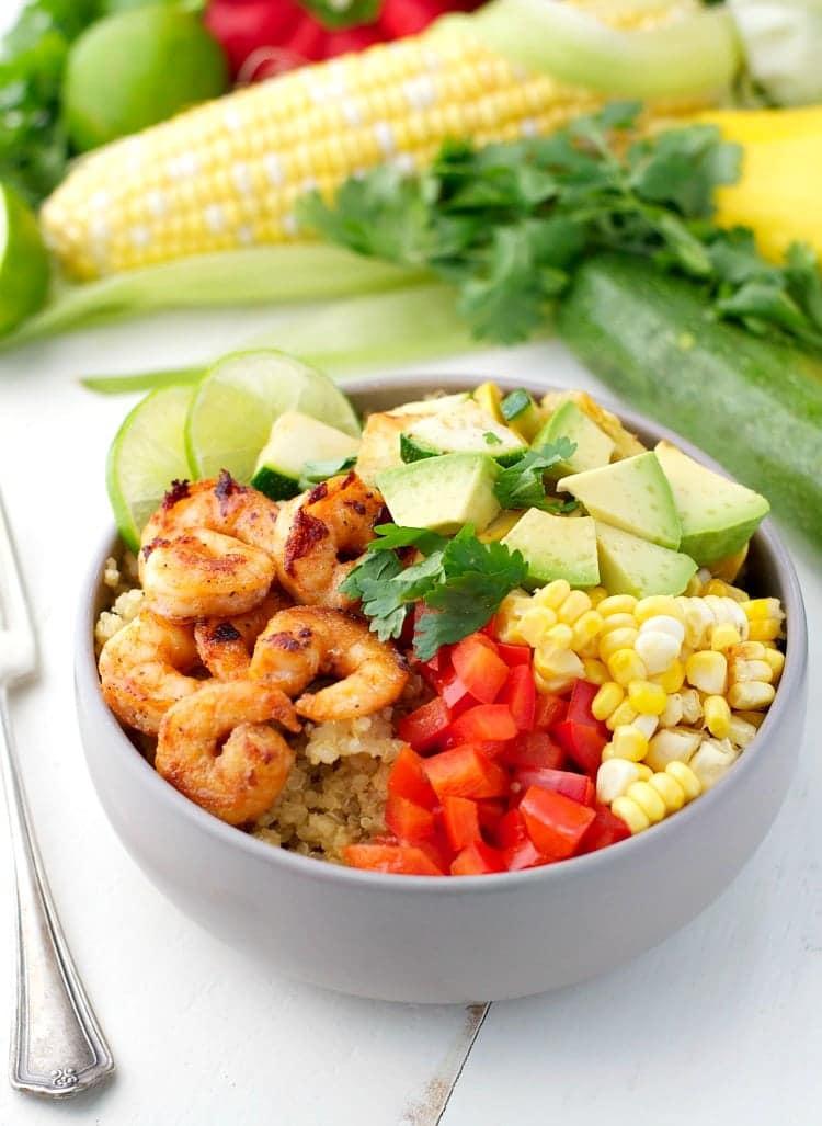 15 Easy Weeknight Meals Gluten-Free Dairy-Free - Veggiebalance.com