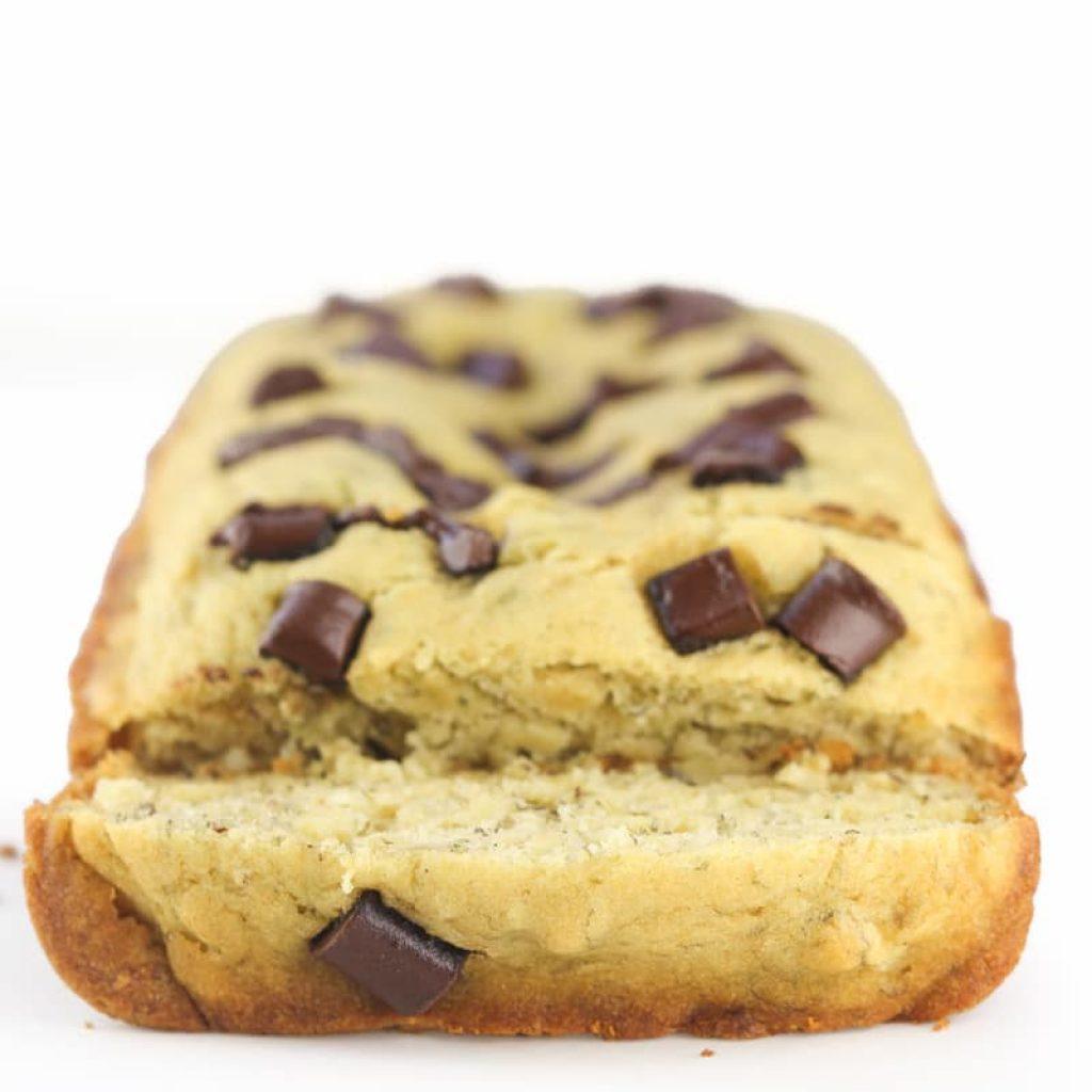 Gluten-Free Chocolate Chip Banana Bread