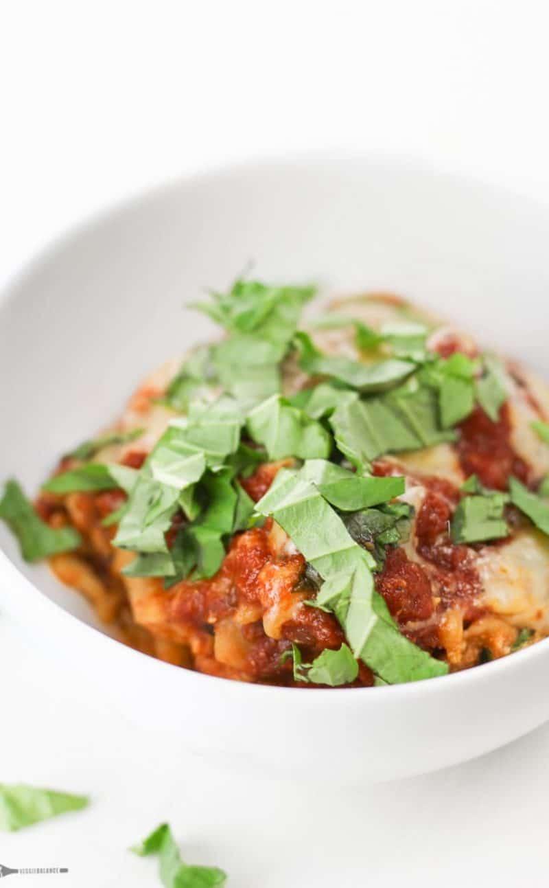 Crockpot Lasagna Recipe (Gluten Free)