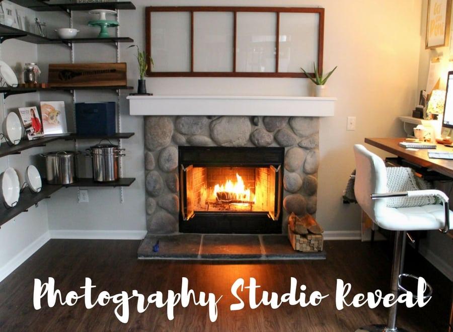 VeggieBalance Photography Studio Reveal - Veggiebalance.com