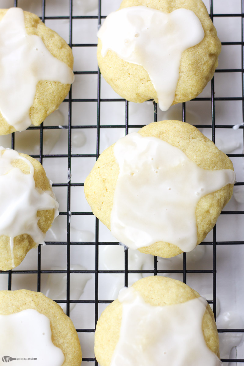 Almond Meltaway Cookies recipe made so easy and gluten-free, dairy-free, egg-free & vegan. They are fluffy, buttery, and totally melt in your mouth. No one will ever guess these cookies are allergy-free. (Gluten-Free, Dairy-Free, Vegan, Lower-Sugar)