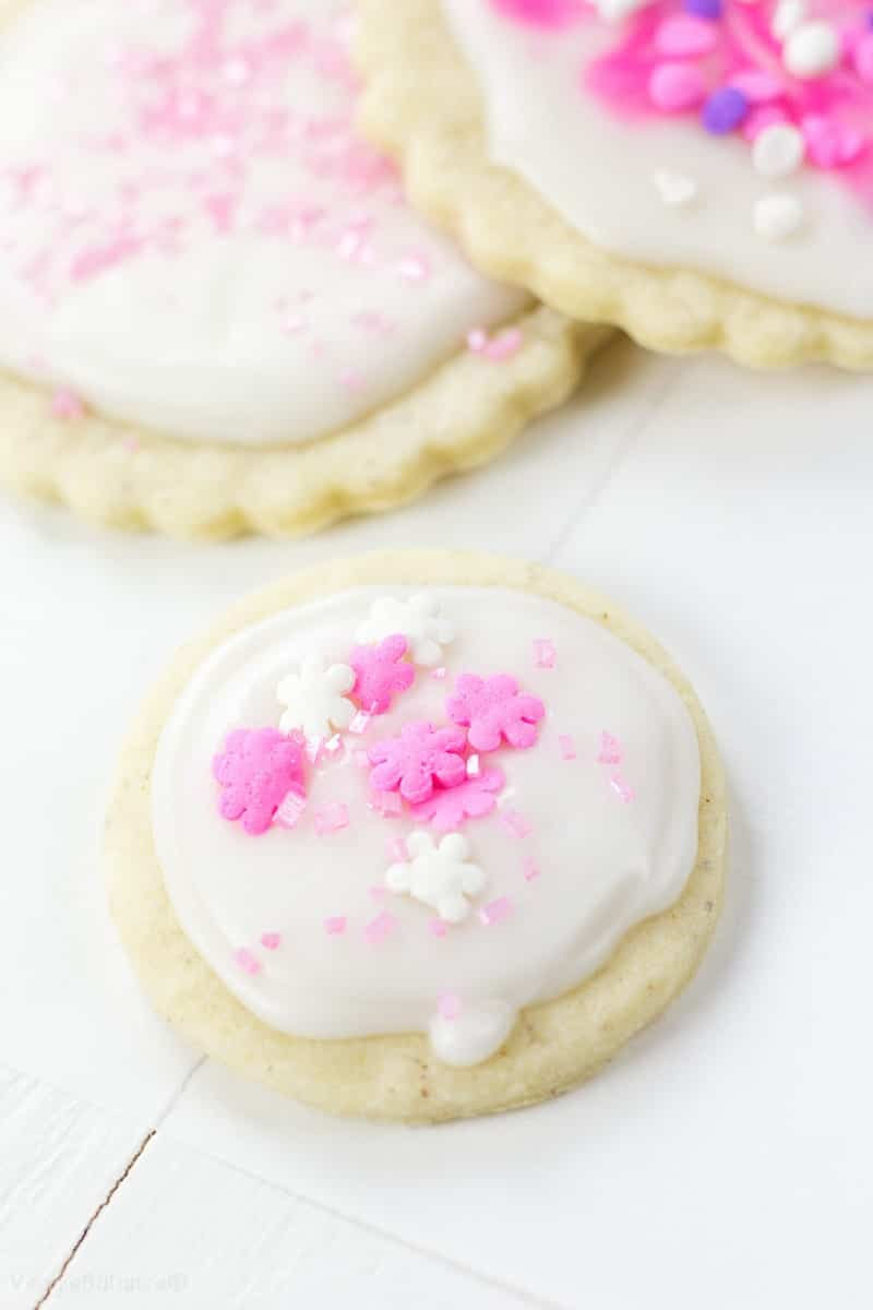 Gluten Free Cut Out Sugar Cookies - Veggiebalance.com