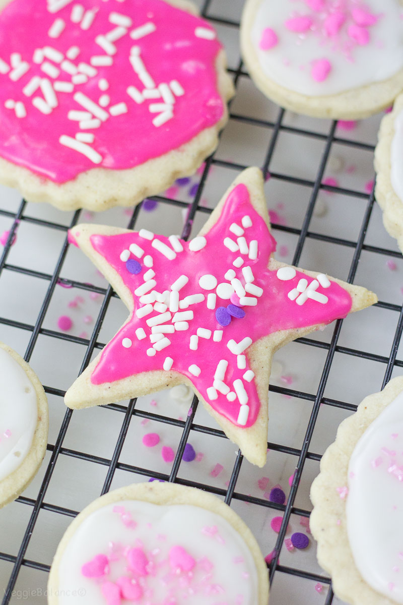 how to make perfect cut out sugar cookies