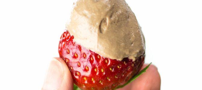 Easy Fruit Dip (4-Ingredients, Healthy)
