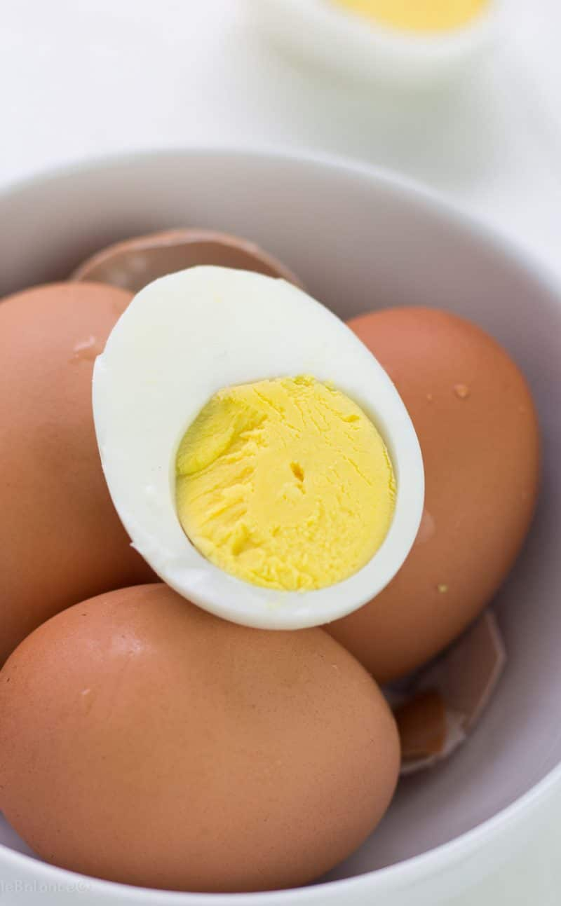 How To Make Perfect Hard Boiled Eggs Recipe
