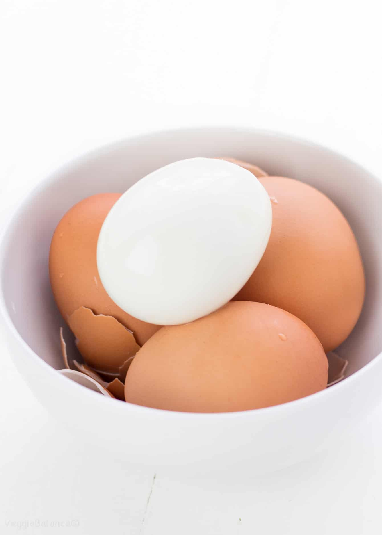 How to Make the Perfect Hard Boiled Eggs