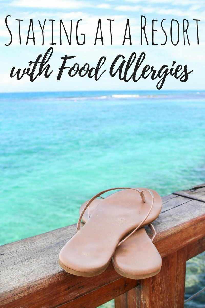 It's all about the all-inclusive resort stay. Don't let your allergies hold you back! Kick back, relax and eat in peace! It's all about the all-inclusive resort stay and making it easier with food allergies.