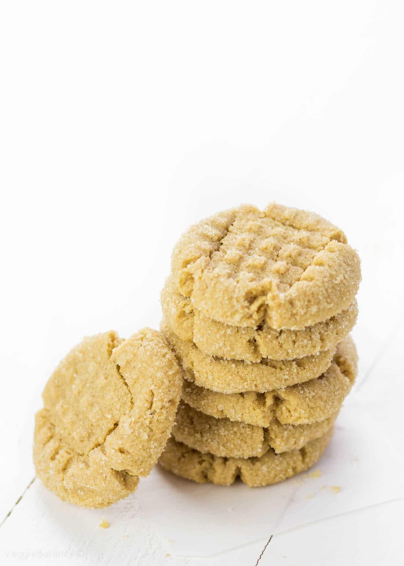 Gluten Free Peanut Butter Cookies