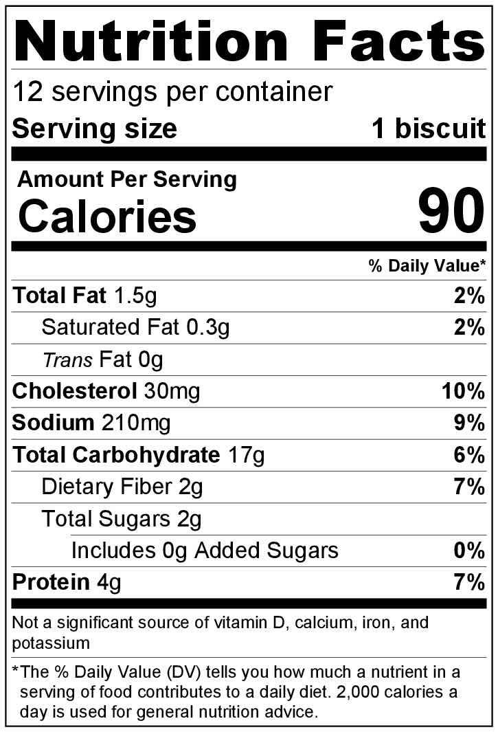 Gluten Free Drop Biscuits - Veggiebalance.com