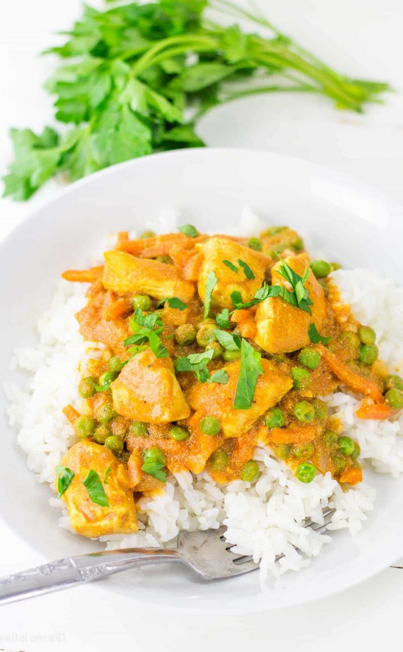 Chicken Tikka Masala (AKA The Best One Pot Dinner Ever)