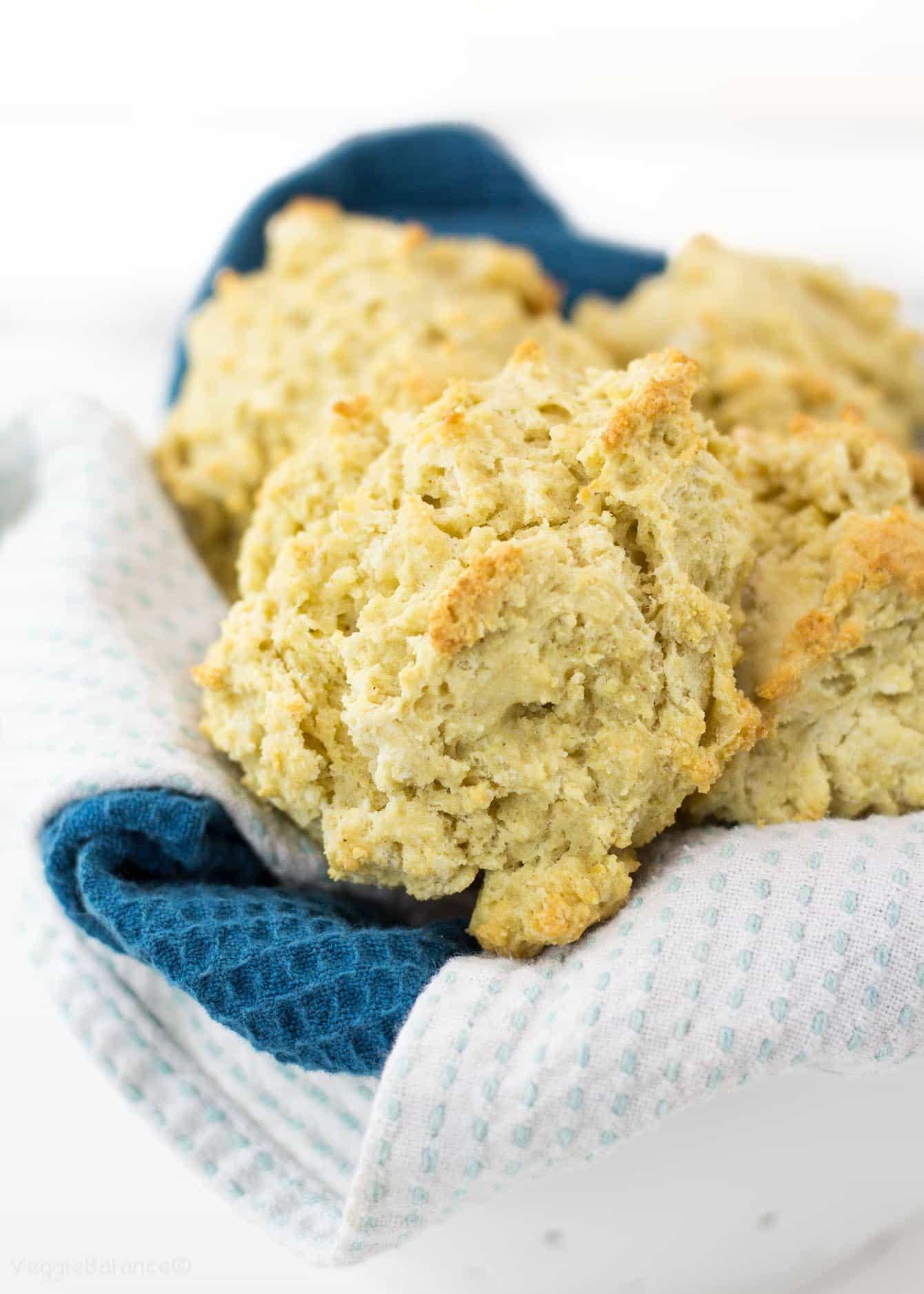 Unbelievable Gluten Free Drop Biscuits Recipe