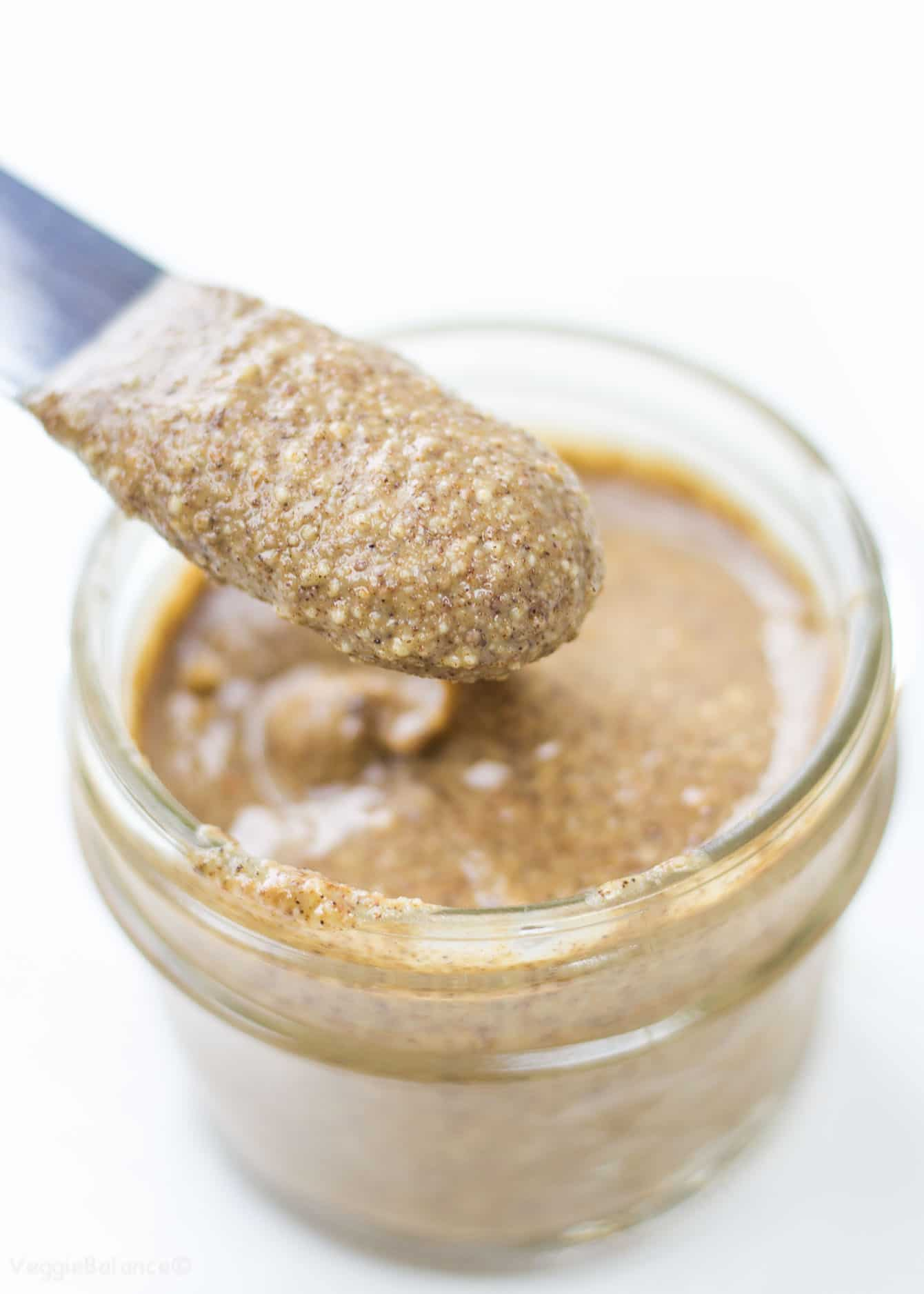 Snickerdoodle Almond Butter recipe