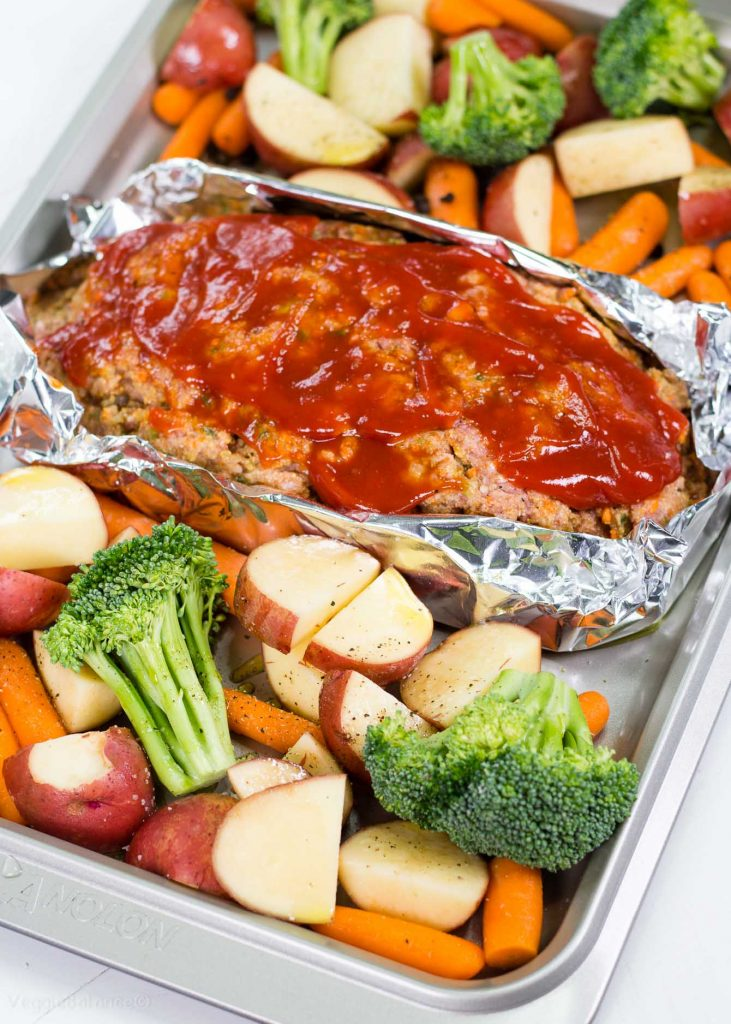 How To Make Meatloaf On A Sheet Pan Gluten Free Gluten