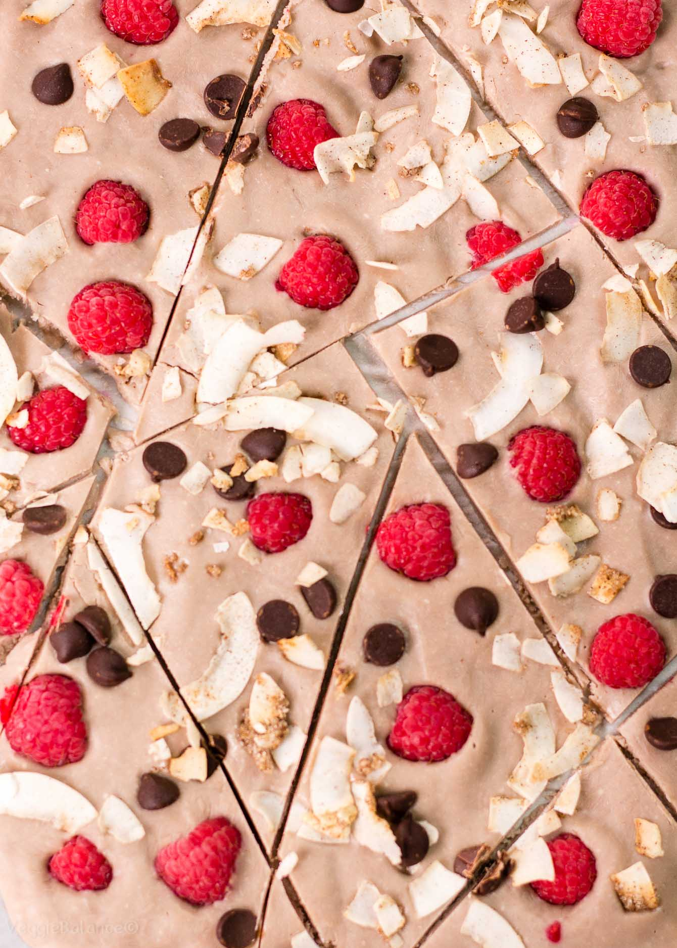 Frozen Yogurt Bark (Made Two Ways)