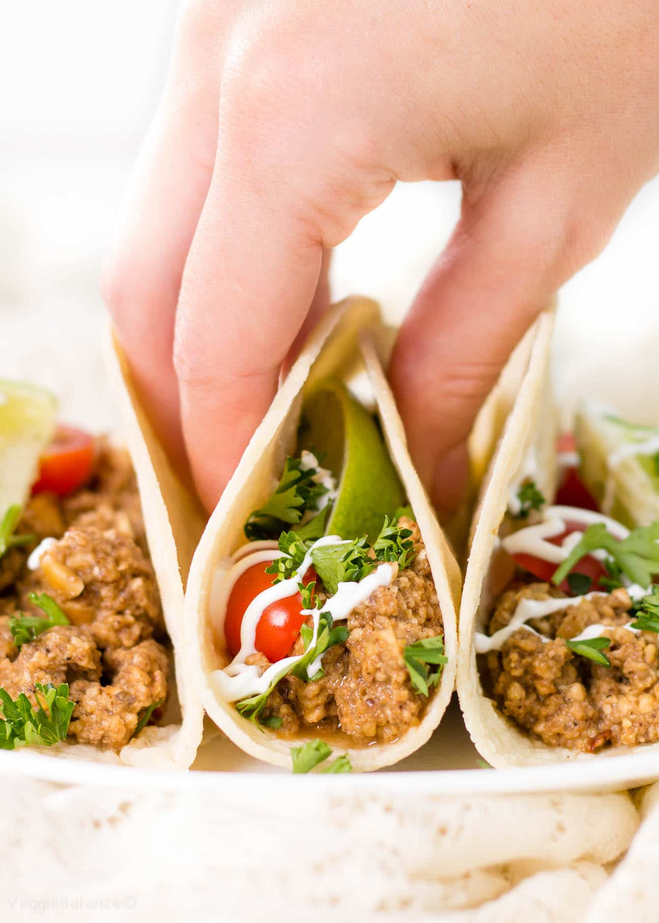 Vegetarian Taco Meat recipe