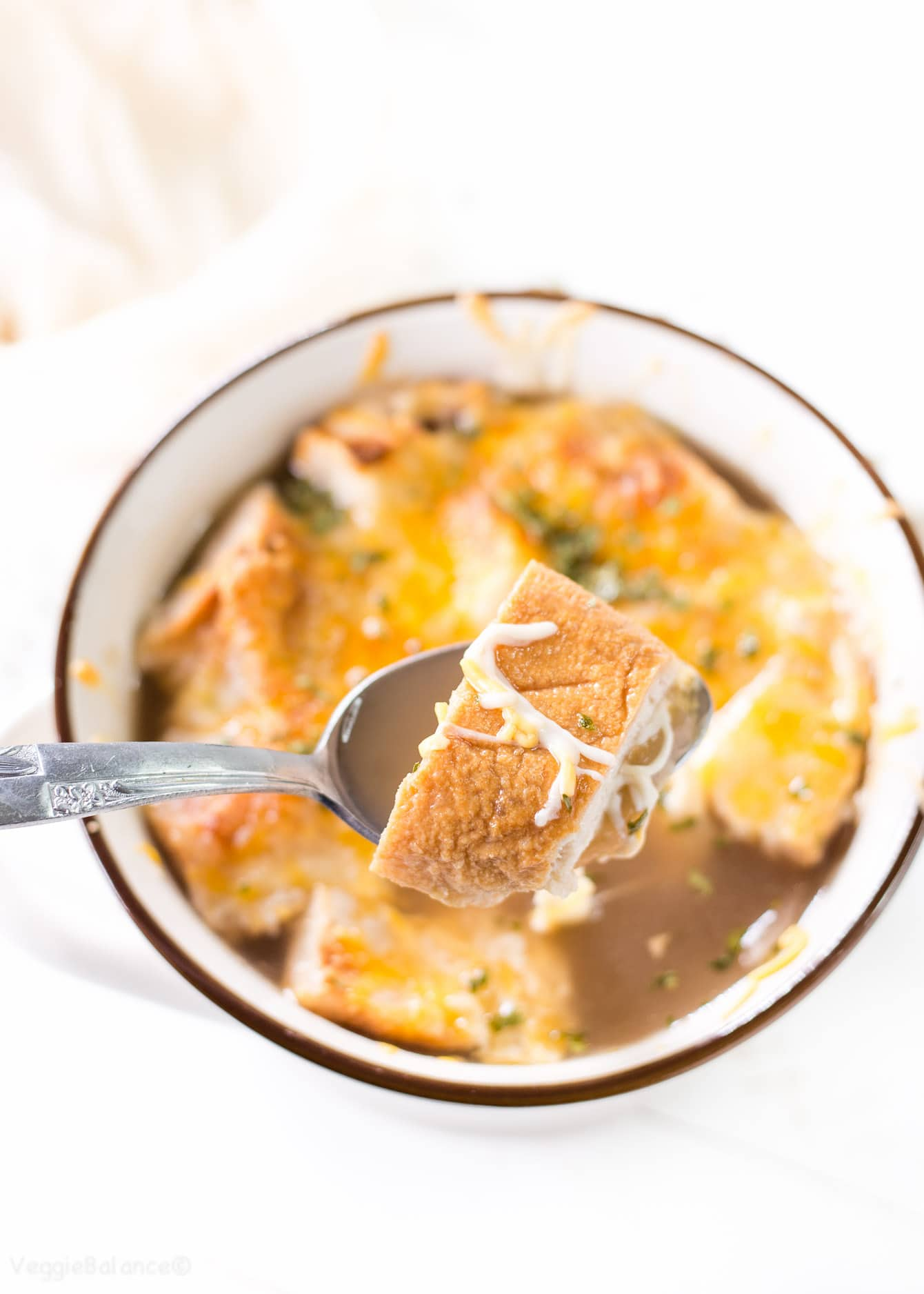 Gluten-Free French Onion Soup