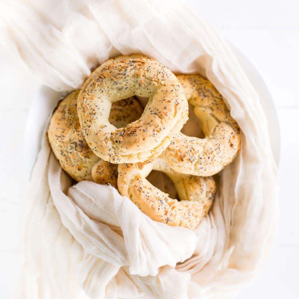 How-To Guide for 5-Ingredient Bagels (Gluten-Free Bagels)
