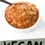 Vegan Plant-Based Sloppy Joes